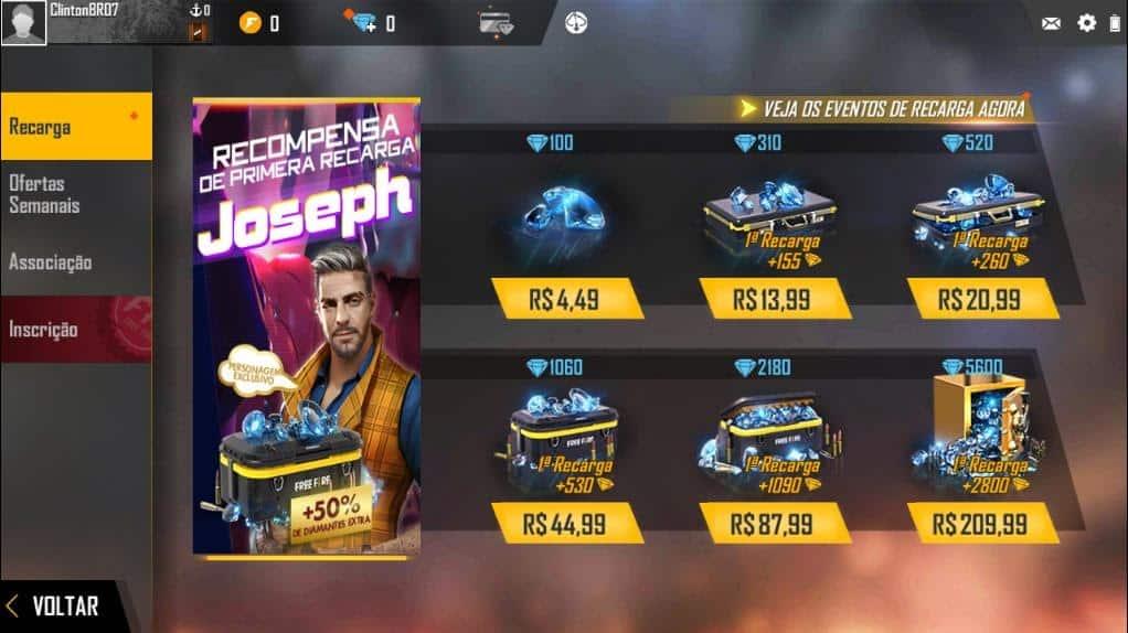 Conheça todos os métodos de como ganhar diamantes grátis no Free Fire. Dentro do próprio jogo e por meio de outros apps. Sem hacks!