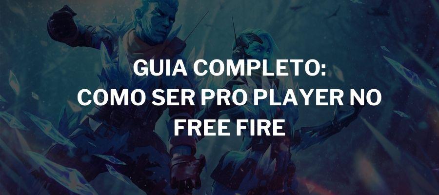 como-ser-pro-player-free-fire