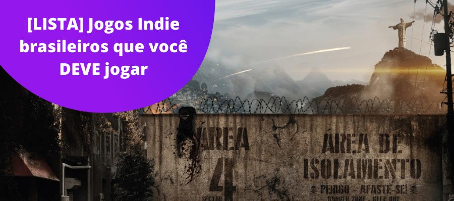 Jogos indie brasileiros