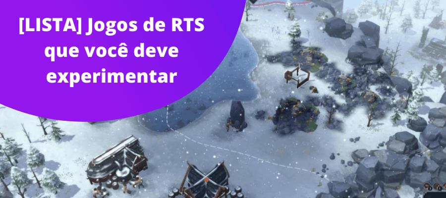 Melhores jogos RTS