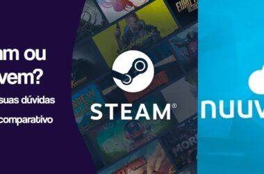 Steam ou Nuuvem