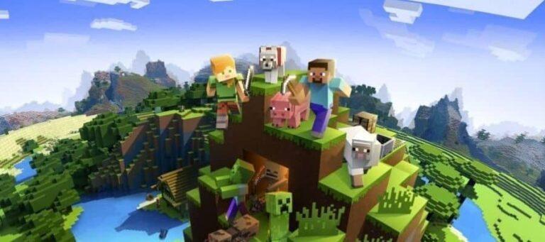 Presente para quem gosta de Minecraft