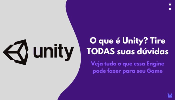 o que é unity