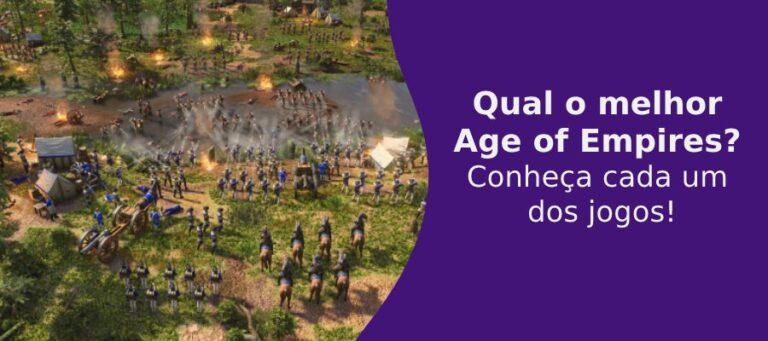 qual o melhor age of empires
